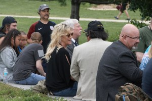 5/20/17 Operation Stand Together Sylvan Theater National Mall Washington DC D.C. Atomic Cleanup Vets Veterans Erin Brockovich