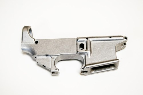 9mm forged 80% lower receiver