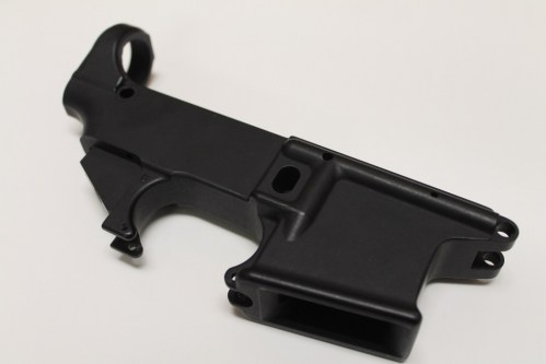 80% 9mm Lower receiver