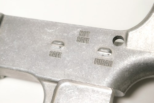 Selector Marking Engraving
