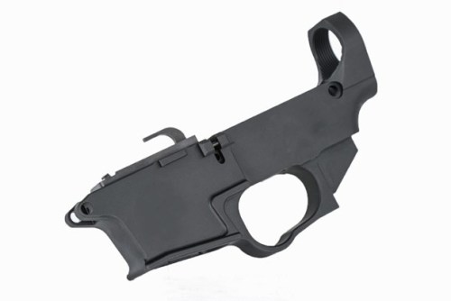 9mm Glock Magazine 80% AR15 Lower