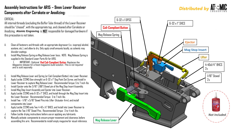 Magazine release diagram block and schematic diagrams gpm 9 fixed magazine device atomic engraving custom laser rh atomicengraving com pistol magazine diagram handgun ccuart Image collections