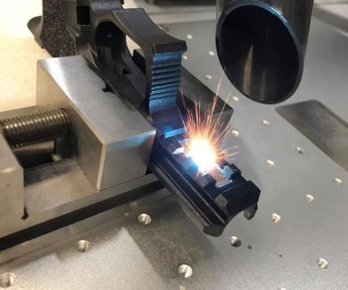 PF940C Frame Engraving