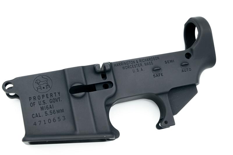 80% Lower clone M16A1 Replica H&R