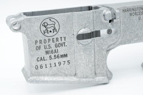 H&R M16A1 Clone 80% Replica lower