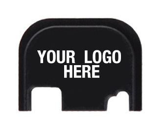 Custom logo design on your Glock Slide