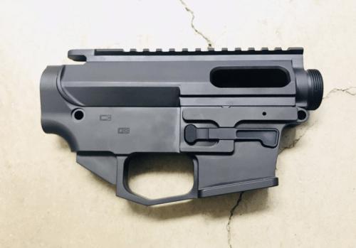 DP9 Glock AR15