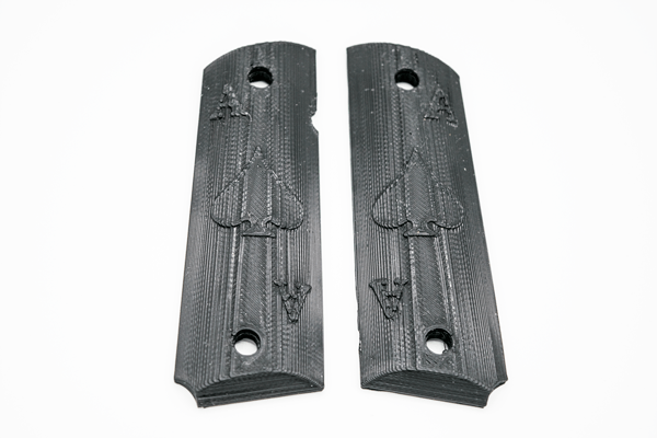 Ace of Spades Full Size 1911 Grips