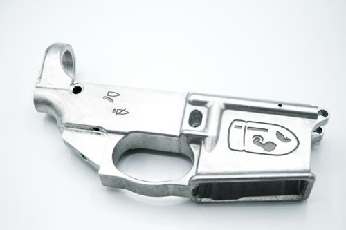 Ar15 Bullet Bill Logo Engraved