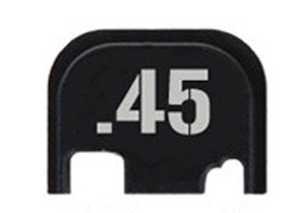 45 cal glock cover plate