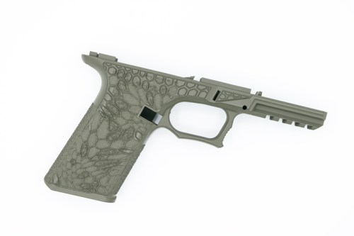 OD Green P80 stippled