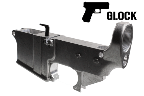 Glock Mag AR 80 Percent lower