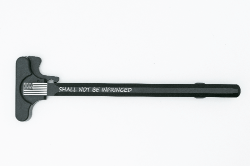 Charging Handle AR15 Custom Engraved