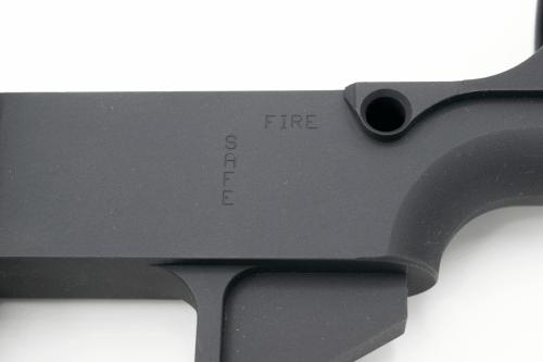 308 Billet Selector markings