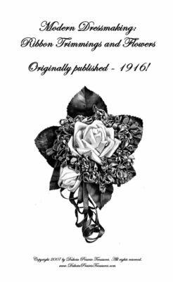 Crinoline Petticoat Draft Pattern Post- Civil War 1871