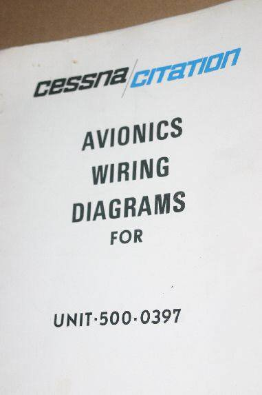 atomic mall  cessna citation avionics wiring diagrams