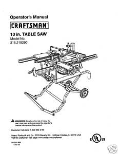 Rockwell/ Delta 14 Band Saw Instruction & Parts Manual