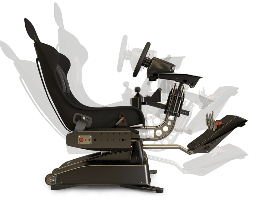 flight simulator chair motion leather directors folding home atomic systems the a series simulators have been in production since 2010 our vision then was to deliver compact with feel of big ride