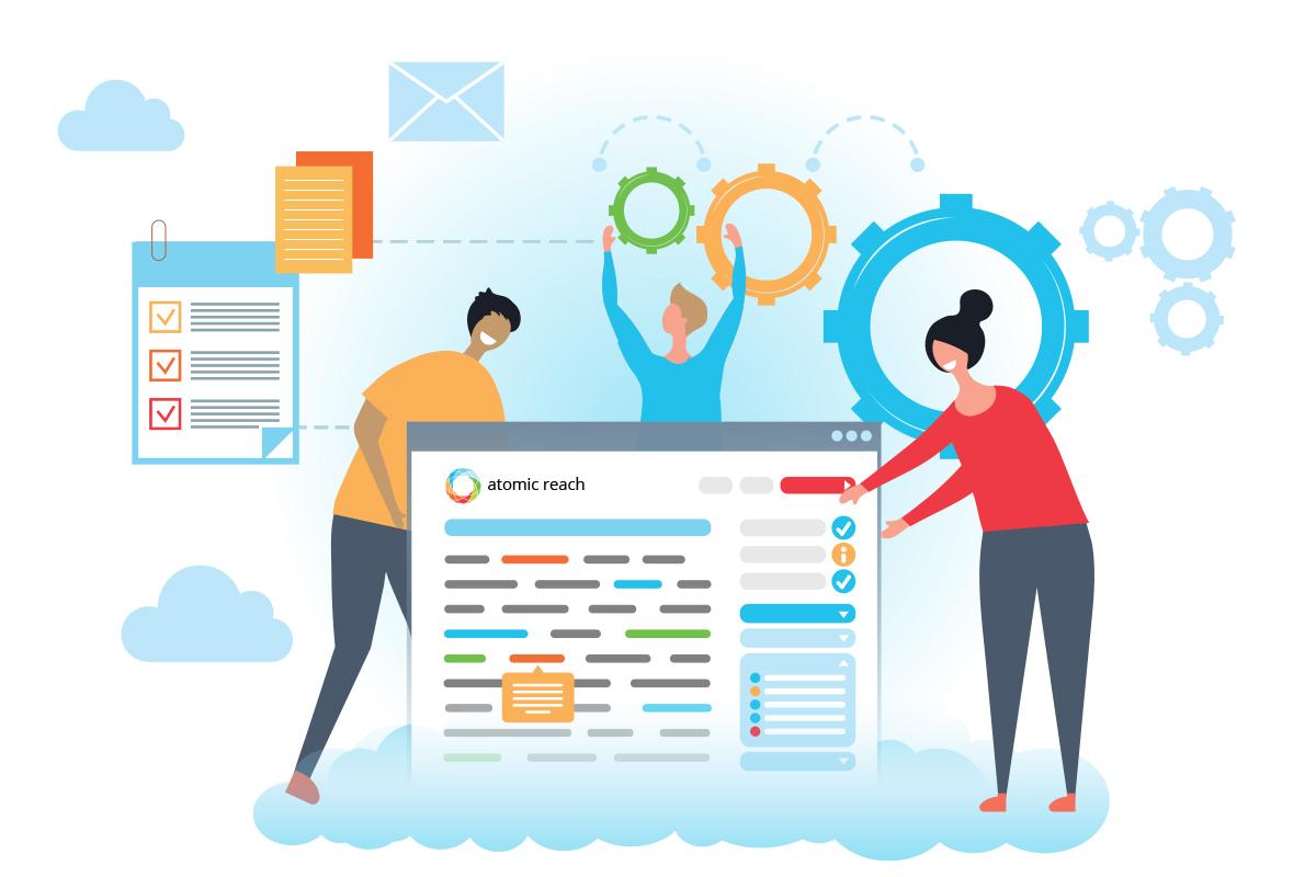 hight resolution of the smart content optimization platform for unprecedented customer engagement