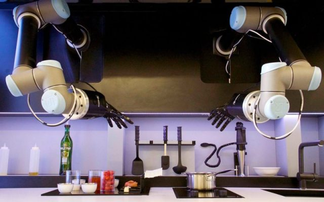 Moley Robot Kitchen