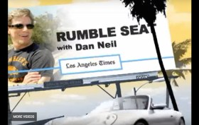 Dan Neil Rumble Seat