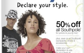 "Meryvns' ""Declare Your Style"" Campaign"