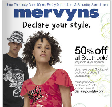 """Meryvns' """"Declare Your Style"""" Campaign"""