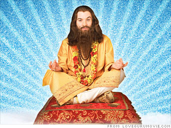 Almighty guru, now hoping to translate his success in movies to social media.