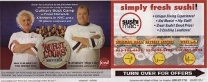 Sushi Mac coupon