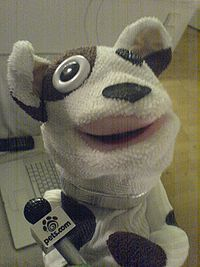 Pets.com mascot