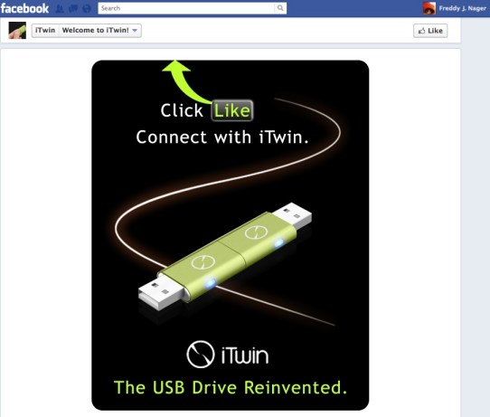 iTwin Facebook Page