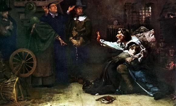 Witchcraft Trial