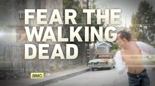 Fear The Walking Dead ad