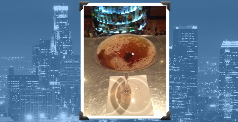 A Taste Of Manhattan In Downtown L.A.: Classic Martinis At Kendall's Brasserie
