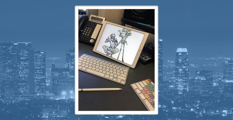 Apple iPad Pro & Pencil Review: An Artist's Take