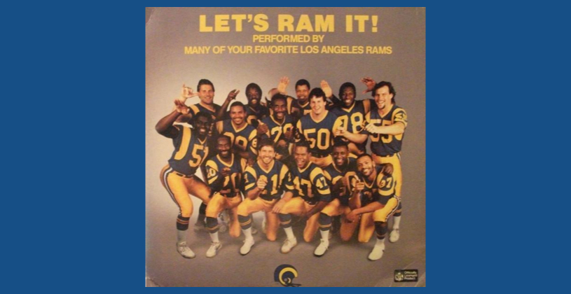 Enough S&M! The L.A. Rams Get The Same Bad Marketing Advice