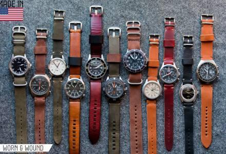 Worn & Wound Watch Straps