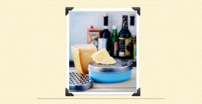Parmesan Cheese Grating