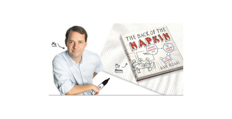 "Drawing Conclusions: Dan Roam Presents ""The Back of the Napkin"""