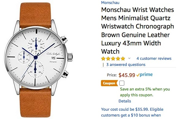 Monschau Watch