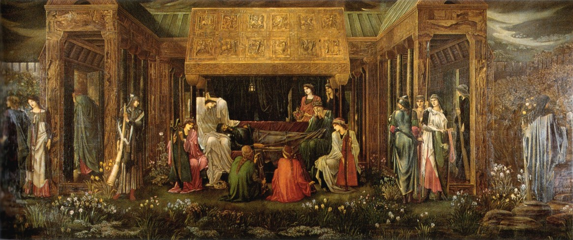 Burne-Jones_Last_Sleep_of_Arthur_in_Avalon_