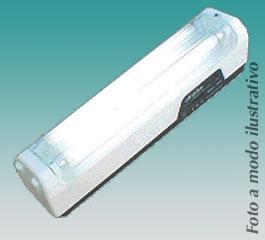 Luz de Emergencia Compacta Fluorescente Modelo 2028