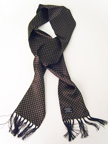 SKINNY TOOTAL SCARF - Limited Edition Tootal T