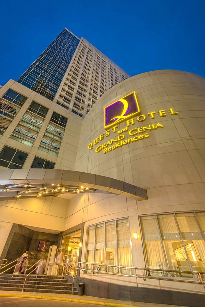 Top 5 Hotels In Cebu Near Ayala Center Atonibai Philippines
