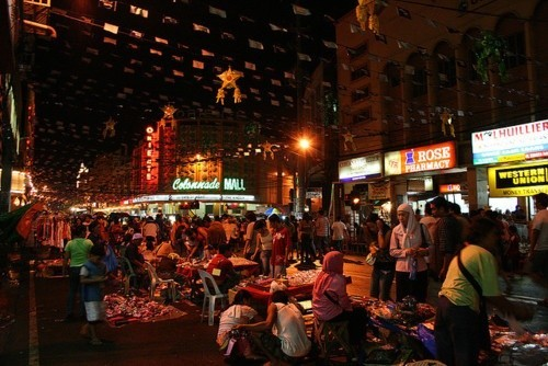 Colon Street Night Market