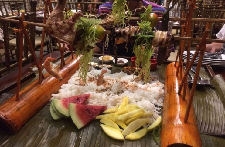 Blackbeard's Seafood Island Buffet