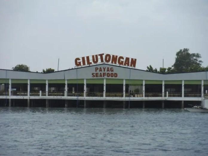 Gilutongan Island Restaurant