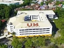 University of Mindanao Aerial View