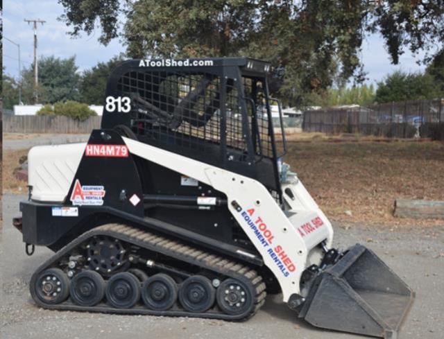 48 INCH TRACK SKID STEER LOADER TRACTOR Rentals Campbell