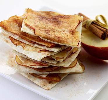 Apple Cinnamon Lavash Chips